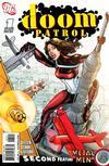 Cover Thumbnail for Doom Patrol (2009 series) #1 [Matthew Clark Variant Cover]
