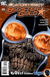 Cover for Booster Gold (DC, 2007 series) #26 [Second Printing]