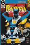 Cover for Batman: La cruzada (Zinco, 1994 series) #1