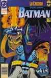 Cover for Batman: La cruzada (Zinco, 1994 series) #3