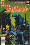 Cover for Batman: El último desafío (Zinco, 1995 series) #2
