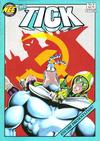 Cover for The Tick (New England Comics, 1988 series) #6 [Fourth Printing]
