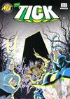Cover for The Tick (New England Comics, 1988 series) #10 [Second Printing]