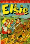 Cover for Elsie the Cow Comics (Bell Features, 1950 series) #3