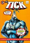 Cover for The Tick (New England Comics, 1988 series) #1 [Fourth Printing]