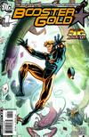 Cover for Booster Gold (DC, 2007 series) #1 [Incentive Cover Edition]