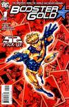 Cover for Booster Gold (DC, 2007 series) #1 [2nd Printing]