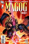 Cover Thumbnail for Magog (2009 series) #1 [Howard Porter / John Dell Cover]