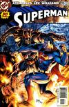 Cover for Superman (DC, 1987 series) #215 [Superman vs. Zod Cover]