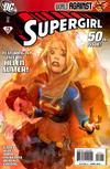 Cover Thumbnail for Supergirl (2005 series) #50 [Joshua Middleton 1 in 10 Variant]