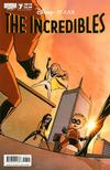 Cover for The Incredibles (Boom! Studios, 2009 series) #7 [Cover B]