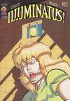 Cover for Illuminatus (Rip Off Press, 1987 series) #1 [Eye-n-Apple Edition]