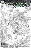 Cover Thumbnail for Blackest Night (2009 series) #8 [Ivan Reis Sketch Cover (1 in 100)]