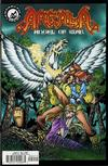 Cover for Areala: Angel of War (Antarctic Press, 1998 series) #2