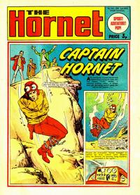 Cover Thumbnail for The Hornet (D.C. Thomson, 1963 series) #543