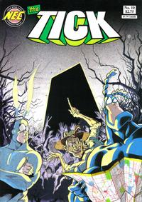 Cover Thumbnail for The Tick (New England Comics, 1988 series) #10