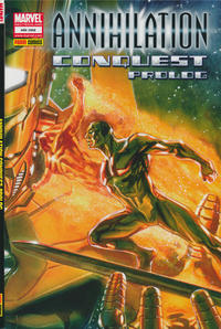 Cover Thumbnail for Annihilation Conquest: Prolog (Panini Deutschland, 2008 series)