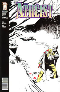Cover Thumbnail for The Atheist (Image, 2005 series) #4