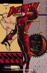 Cover Thumbnail for Daredevil (Panini Deutschland, 2008 series) #5