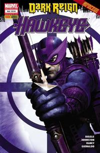Cover Thumbnail for Dark Reign: Hawkeye (Panini Deutschland, 2010 series)