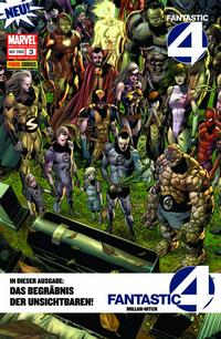 Cover Thumbnail for Fantastic Four (Panini Deutschland, 2009 series) #3