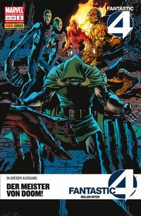 Cover Thumbnail for Fantastic Four (Panini Deutschland, 2009 series) #5