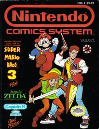 Cover Thumbnail for The Best of the Nintendo Comics System (Acclaim / Valiant, 1990 series) #1
