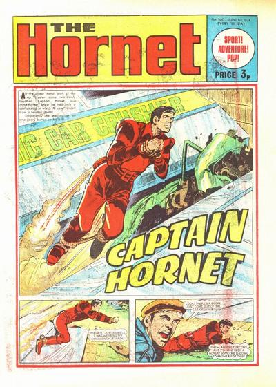 Cover for The Hornet (D.C. Thomson, 1963 series) #560
