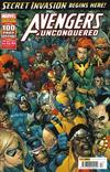 Cover for Avengers Unconquered (Panini UK, 2009 series) #17