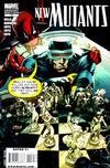 Cover for New Mutants (Marvel, 2009 series) #10 [Deadpool variant cover]