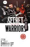 Cover Thumbnail for Secret Warriors (2009 series) #13 [Deadpool Variant]