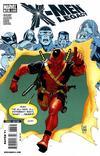 Cover Thumbnail for X-Men: Legacy (2008 series) #233 [Deadpool Variant]
