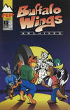 Cover for Buffalo Wings (Antarctic Press, 1993 series) #1