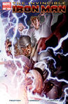 Cover Thumbnail for Invincible Iron Man (2008 series) #21 [Second Printing]