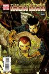 Cover for Invincible Iron Man (Marvel, 2008 series) #22 [Variant Edition]