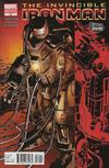 Cover for Invincible Iron Man (Marvel, 2008 series) #24 [Variant Edition]