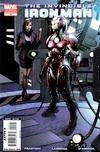 Cover for Invincible Iron Man (Marvel, 2008 series) #10 [Second Printing]
