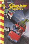 Cover for The Starlight Agency (Antarctic Press, 1991 series) #2