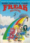Cover for The Best of The Rip Off Press (Rip Off Press, 1973 series) #4 - More Fabulous Furry Freak Brothers
