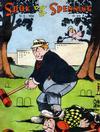 Cover for Spøk og Spenning (Oddvar Larsen; Odvar Lamer, 1950 series) #5/1950