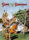 Cover for Spøk og Spenning (Oddvar Larsen; Odvar Lamer, 1950 series) #10/1950