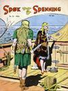 Cover for Spøk og Spenning (Oddvar Larsen; Odvar Lamer, 1950 series) #12/1950