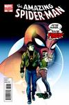 Cover Thumbnail for The Amazing Spider-Man (1999 series) #624 [You're Fired Variant Cover]