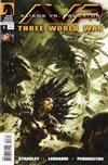 Cover for Aliens vs. Predator: Three World War (Dark Horse, 2010 series) #3