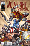 Cover for Wolverine Weapon X (Marvel, 2009 series) #12
