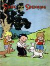 Cover for Spøk og Spenning (Oddvar Larsen; Odvar Lamer, 1950 series) #3/1951
