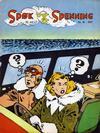 Cover for Spøk og Spenning (Oddvar Larsen; Odvar Lamer, 1950 series) #10/1951
