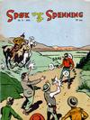 Cover for Spøk og Spenning (Oddvar Larsen; Odvar Lamer, 1950 series) #11/1951