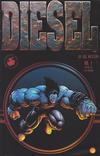 Cover for Diesel (Antarctic Press, 1997 series) #1