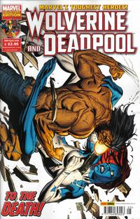 Cover Thumbnail for Wolverine and Deadpool (Panini UK, 2010 series) #5